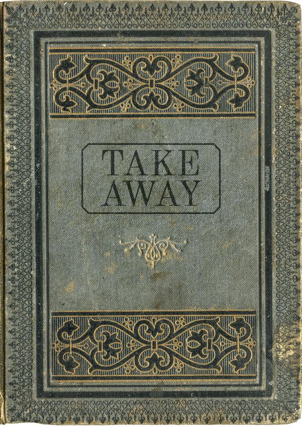 takeaway-kaart